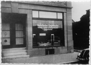 Weissbach GmbH 1948 Eichhornstraße