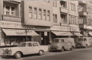 Weissbach GmbH 1954 Haupstraße Berlin Schöneberg