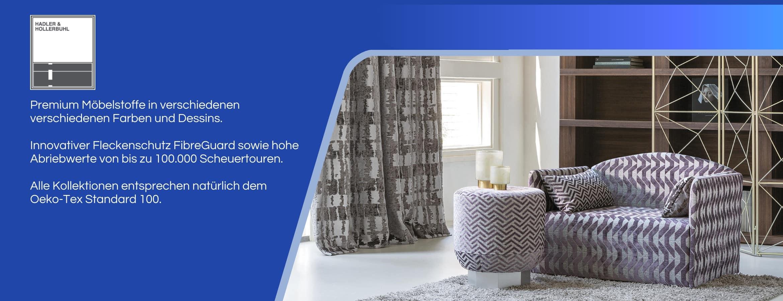 Hadler&Hollerbuhl Möbelstoff Berlin kaufen