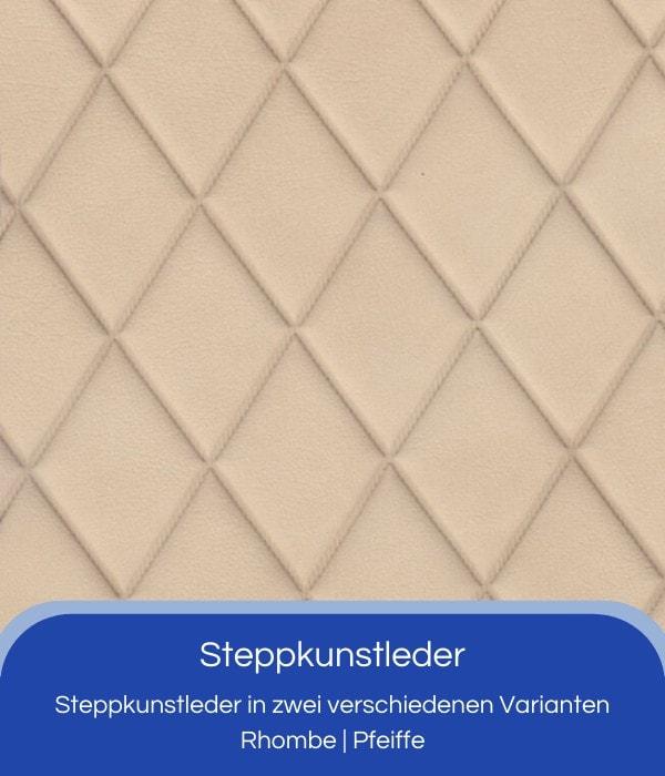 Steppkunstleder Berlin