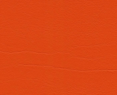 skai® Tundra orange Kunstleder Berlin
