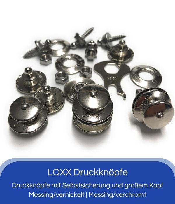 LOXX Druckknöpfe
