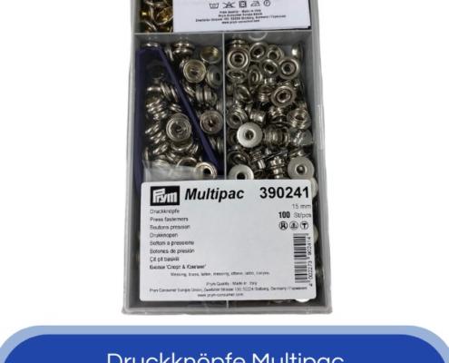 Prym Druckknöpfe Multipac